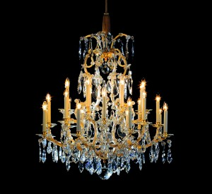 Chandeliers - Jewels of Light