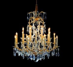 Chandeliers - Jewels of Light