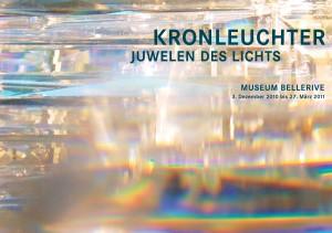 Kronleuchter - Juwelen des Lichts, Museum Bellerive Zürich