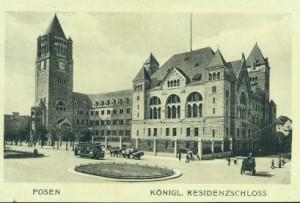 LICHT FÜR DIE MACHT - Die Beleuchtung im Kaiserschloss Posen (Poznan, PL) - 01