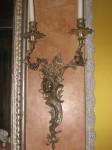 3. Wandbranche (2-armig), Inv.-Nr. VIII 1415, um 1745, Schloss Charlottenburg Stiftung Preußische Schlösser und Gärten Berlin-Brandenburg / Fotograf: Dr. Käthe Klappenbach