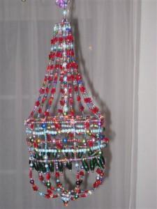 Sibylle Kleibrink, Böhmischer Weihnachtsbaum en miniature