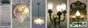 Eva-Maria Kreuz - Licht und Glas in historischen und modernen Sakralräumen seit Beginn der Elektrifizierung
