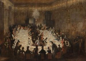 Licht Ende des 17. Jahrhunderts