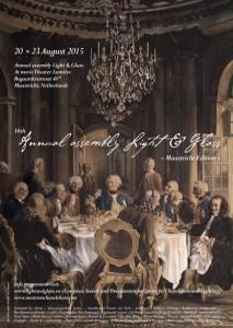 Jahresversammlung / Annual assembly Light&Glass – Maastricht 20. – 23. 08. 2015