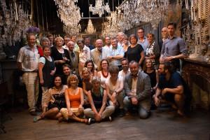 Erste Impressionen von der Jahresversammlung / First impressions from the Annual assembly Light&Glass – Maastricht 20. – 23. 08. 2015