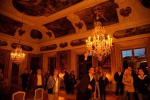 Tour bei Kerzenlicht, Schloss Eggenberg, Graz