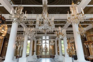 Chandelier Showcase Exhibition Paris / Kronleuchter Ausstellung Paris