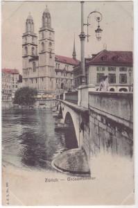 125 Jahre Elektrizitätswerk der Stadt Zürich (EWZ)