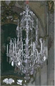 Kronleuchter-Restaurierung / Chandelier Restoration, Ingrid Stricker