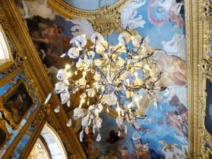 Turin, A Treasure Trove of Chandeliers