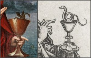 """""""Serpent Arm Chandeliers"""" from Alante Valtaite-Gagac (Schlangen Arm Kronleuchter)"""